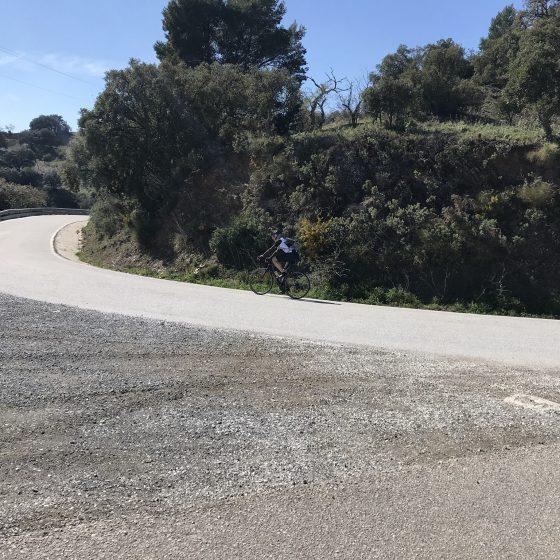Andalusien mit dem Rennrad