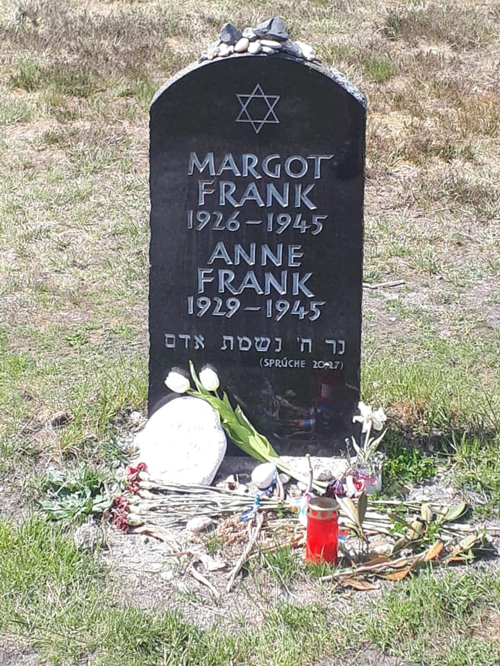 Bergen-Belsen Anne Frank