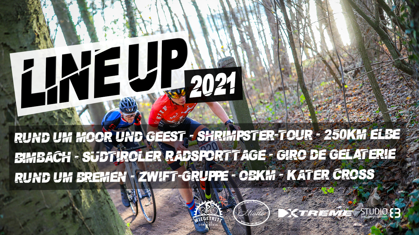 RSC Vegesack Touren 2021