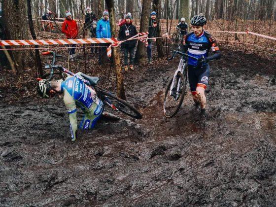 Cyclocross Meisterschaft 2021 Polen Szymon