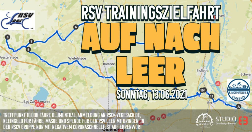 RSCV nach Westerstede